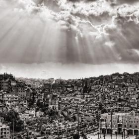 Amman, un oraș în deșert...