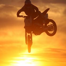 Antrenament moto