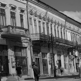Centrul vechi, Botosani