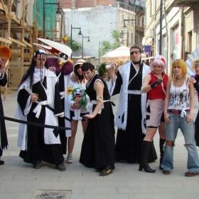 Cosplayers meet Lipscani @ Bucuresti