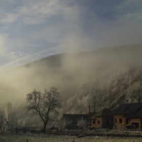 Dimineata de iarna