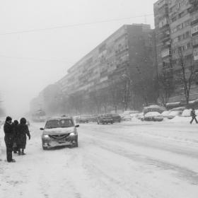 Iarna pe ulita