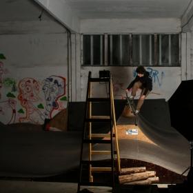 Indoor Skate