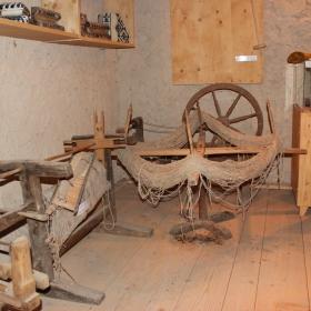 Interior casa saseasca