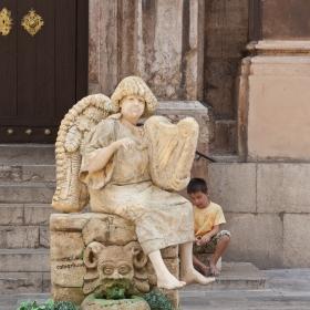 Karakter in Palma de Mallorca