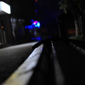 Lumini in noapte