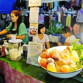 Night Market - Krabi - Thailand