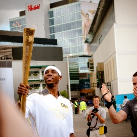 Nomad - Olympic Torch Relay