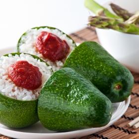 Orez in avocado