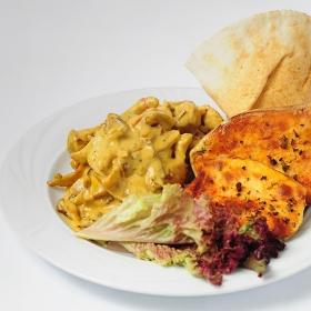 Pui cu curry