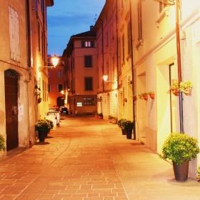 Reggio Emilio seara