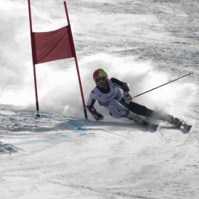Slalom urias 1