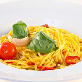 Spaghetti Aioli