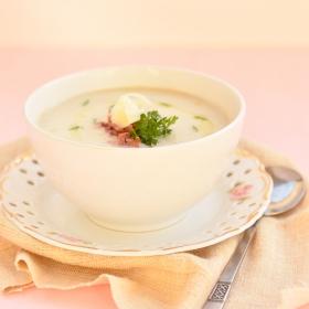 Supa de Conopida cu Emmentaler