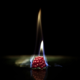 Your fruit is on fire
