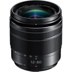 Panasonic Lumix G Vario 12-60mm F/3.5-5.6 Asph. P