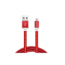Adata - Cablu De Date/ Incarcare Usb Type-a  Charge And Sync Data On Android  Rosu
