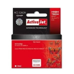 Activejet Replace Canon Cli-526g (10ml) - Pixma Ip4950