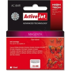 Activejet Replace Canon Cli-8m (15ml) - Pixma Pro9000