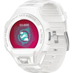 Alcatel Onetouch Go Watch - Sm03  49.2 Mm - Alb/ G