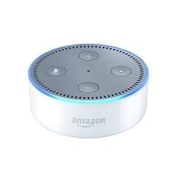 Amazon Echo Dot (2nd Gen) - Boxa Portabila  Alb