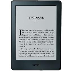 Amazon Kindle - 6  Glare-free  Touch Screen  8th Generation  Wi-fi  Negru