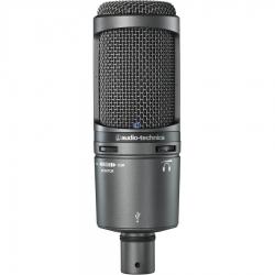 Audio-technica At2020usb+ - Microfon Condenser Pen