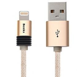 Benks Beehive Premium Lightning - Cablu De Date  U