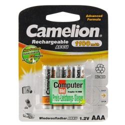 Camelion Ni-mh 1100mah - Acumulatori R3 (aaa) 4 Bu