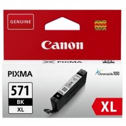 Canon Cli-571xlbk (11ml) - Pixma Mg5750  Mg6850  M