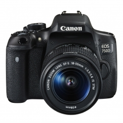 Canon Eos 750d Kit Ef-s 18-55mm F/3.5-5.6 Is Stm R