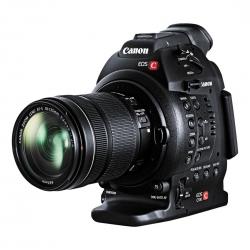 Canon Eos C100 Daf (dual Pixel Cmos Af) Kit Cu Ef-