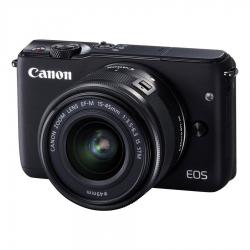Canon Eos M10 Negru Kit Ef-m 15-45 - Rs125022160