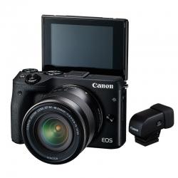 Canon Eos M3 Kit Ef-m 18-55 + Vizor Electronic Evf