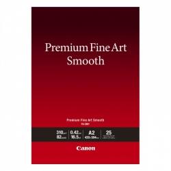 Canon Premium Fineart Smooth A2  25 Coli