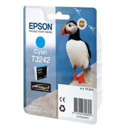 Epson T3242 - Cerneala Cyan Epson Sc-p400