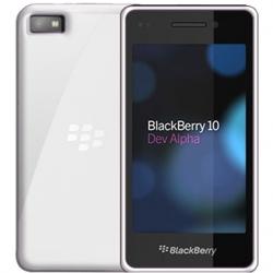 Celly Husa Capac Spate - Blackberry Z10