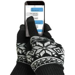Celly - Manusi Touchscreen  M/l  Negru