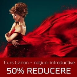 Curs Canon - Notiuni Introductive: 30 Septembrie 2