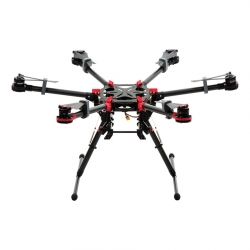 DJI Spreading Wings S900 - drona hexcopter