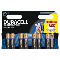 Duracell Baterie Turbo Max Aa Lr 06 8buc