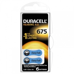 Duracell Hearing Aid - Baterie Pentru Aparat Audit