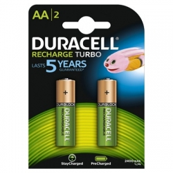 Duracell Acumulatori Aak2 2500mah Bulk125030938