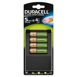 Duracell Incarcator Cef15 + Duracell Acumulatori A