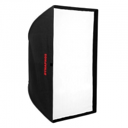 Dynaphos Softbox 80x120cm Cu Suport Grid - Montura