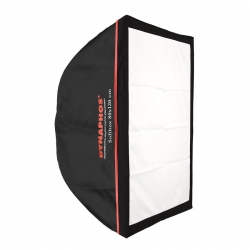 Dynaphos - Softbox 80 X 120 Cm  Montura Bowens