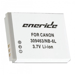 Eneride Acumulator Replace Tip Canon Nb-6 L 750 Ma