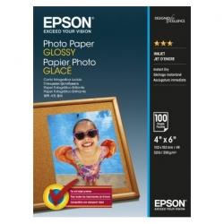 Epson Photo Paper Glossy C13s042548 10x15cm  100 C