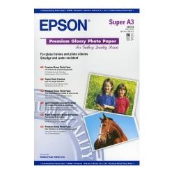 Epson Premium Glossy Hartie Foto A3+ - 20 Coli - 2