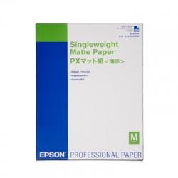 Epson Singleweight Matte Paper A2  120g/m2 - Pache